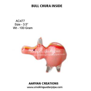 AC477 BULL CHURA INSIDE