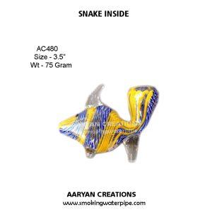 AC480 SNAKE INSIDE