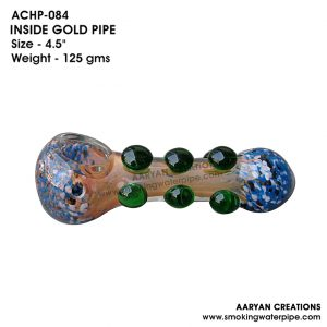 ACHP-084-INSIDE GOLD PIPE