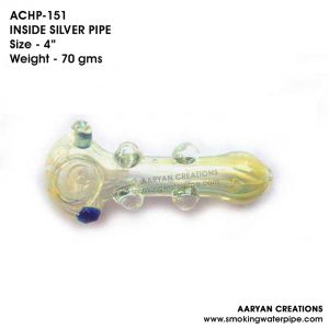 ACHP-151 INSIDE SILVER PIPE