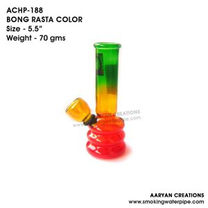 ACHP-188 BONG RASTA COLOR
