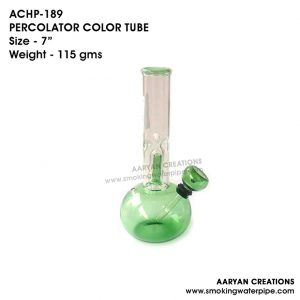 ACHP-189 PERCOLATOR COLOR TUBE