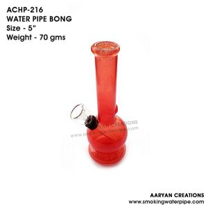 ACHP-216 WATER PIPE BONG