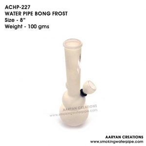 ACHP-227 WATER PIPE BONG FROST
