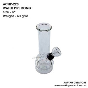 ACHP-228 WATER PIPE BONG